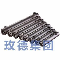 球墨铸铁钢灌浆套筒钢筋连接套筒全灌浆半灌浆螺纹套筒