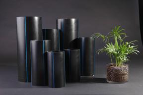 PE100级给水管材,耐老化,耐磨,使用寿命长