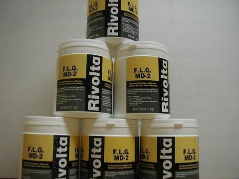 Rivolta F.L.G.2-0 用于包装机械的半流质润滑脂