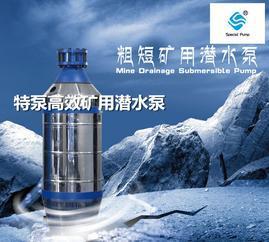 460QK40方水矿用潜水泵