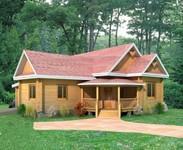 兰州木结构房屋、木结构别墅营造