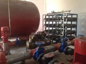 DLC0.7/10-6消防气体顶压给水设备