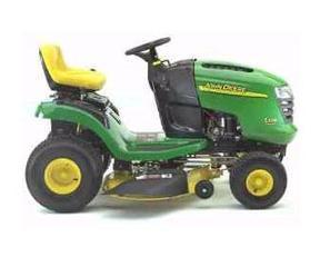 L100草坪拖拉机