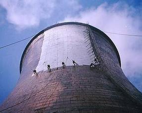 凉水塔新建