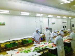 佛山商用无菌中央厨房装修公司
