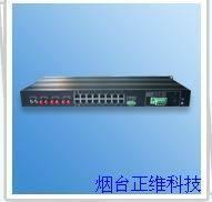 正维科技供应16口非网管型工业以太网交换机20090310