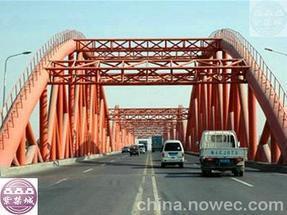 洛阳钢结构桥梁防腐\钢结构喷砂除锈防腐