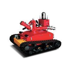 消防灭火机器人|山东硅兔智能