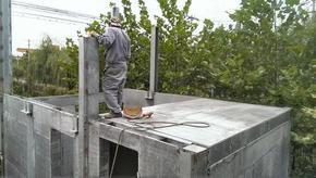 北京国鼎钢构轻型复合楼层板