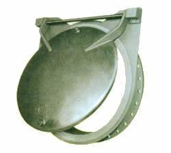 铸钢拍门 铸钢圆拍门 铸钢方拍门