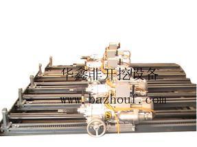 水钻顶管机  非液压顶管机