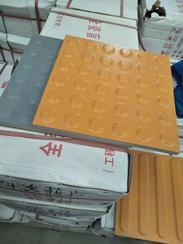 贵州盲道砖 高铁盲道砖楼梯盲道的粘贴方式