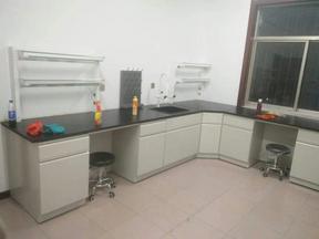 全钢实验台(边台 中央台)实验室操作台 医用专用台