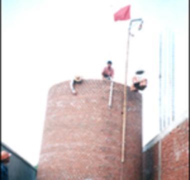 安徽60米烟囱新建公司