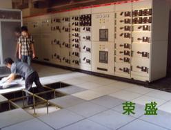 防静电地板全钢活动防静电地板全钢高架防静电地板OA地板