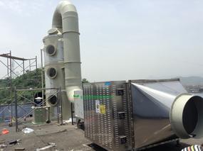 上海注塑废气处理设备