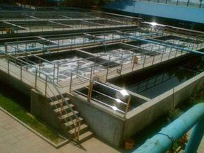 淹没式曝气生物滤池、BAF工艺