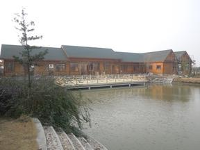 生态木屋 木房子 木别墅