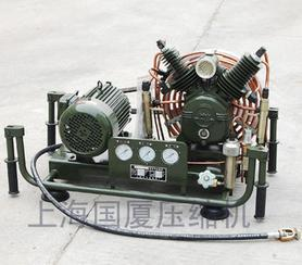潜水呼吸30兆帕专用高压空气压缩机【GS206型】