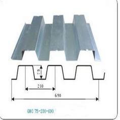 YX75-230-690 Ⅰ型樓承板