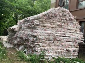上海联塑/钢丝网骨架塑料复合管