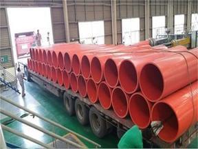 昆明新型800隧道逃生管生产厂家