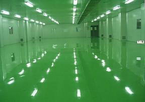 环氧树脂自流坪地板