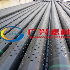 灌溉井专用滤水管  花管 井管
