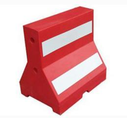 gld-098全国供应高速公路专用红白隔离墩水泥墩水马围挡
