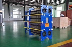 冰蓄冷中央空调供暖专用不锈钢板式换热