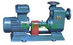 自吸泵:CYZ-A型自吸式�x心泵