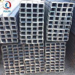 现货供应Q235B国标槽钢 12#槽钢规格型号 天津热轧槽钢 量大优惠