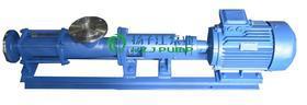 G型�温�U泵,污泥螺�U泵,食品螺�U泵,高粘度�送泵)