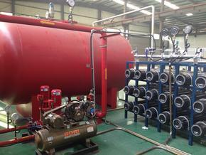 DLC0.5/15-9气体顶压消防给水设备