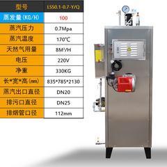 100公斤燃气蒸汽发生器结构特点