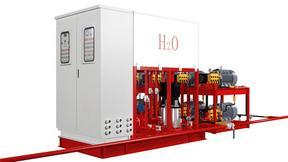 XSWBG112/224/336/14高压细水雾灭火系统生产厂家