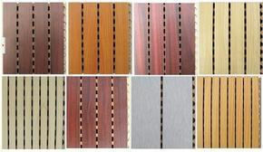 木质吸音板槽木吸音板