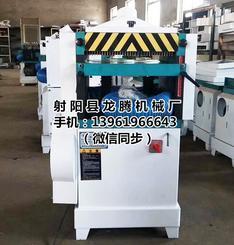 江苏木工压刨机300宽度轻型高速刨床单面木工压刨机