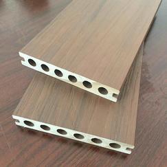 陕西西安新型压花共挤PE木塑地板耐用20年