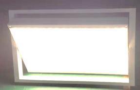 会议室led灯具,led翻转吸顶灯,内嵌式led翻转吸顶灯具