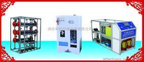 电解工业盐二氧化氯消毒器