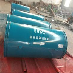 矿用防逆流铁风筒工作原理和解析