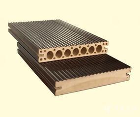 新疆塑木地板/新疆户外地板供应厂家/塑木地板专业制造