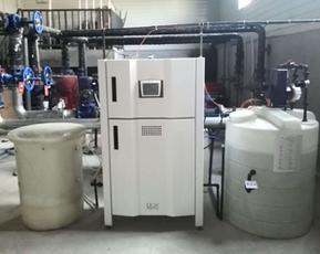 景观水处理溶液生产设备