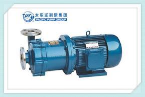 CQ型磁力驱动泵太平洋