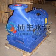 上海离心泵厂ISW、ISWH型卧式管道离心泵