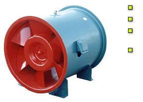 HTF(A)型轴流式排烟风机