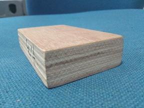 甲醛释放量为零的集装箱底板