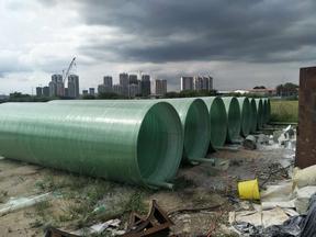玻璃钢污水处理环保设备