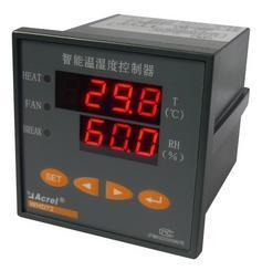 嵌入式安装温湿度控制器 模拟量输出